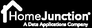Home Junction Logo White